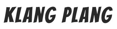 klang-plang